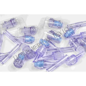 Needle Free Connector for Infusion Set Components pictures & photos