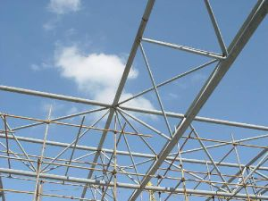 Eleganyt Steel Structuretruss for Airport Steel Structure pictures & photos