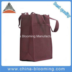 Cheap Shopping Holder Promotional Non-Woven Wine Bag pictures & photos