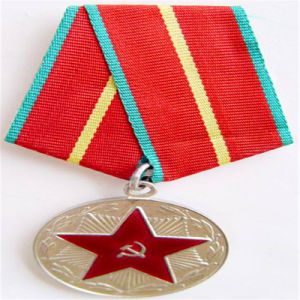 Customized Enamel Metal Army Medallion pictures & photos