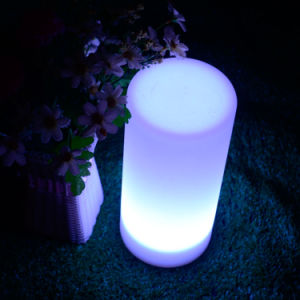 Color Changeable LED Lamp Wireless LED Table Lamp pictures & photos