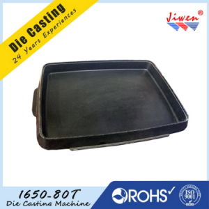 China Die Casting Kitchen Aluminum Burger Baking Bun Tray pictures & photos