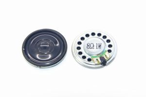 28mm 8ohm-32ohm 0.25-1W Mylar Speaker with RoHS pictures & photos