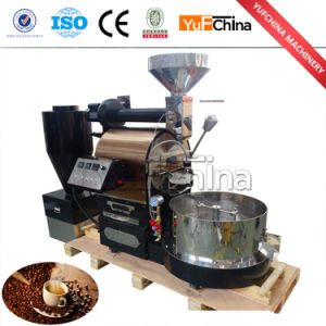 Automatic Electric & Gas 6kg Coffee Roasting Machine pictures & photos