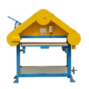 Manual Plane Hairline Polishing Machine pictures & photos