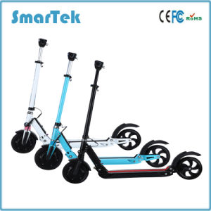 Smartek New Hot Sale Smartek Foldable Scooter Patinete Electrico Hoverboard-8 Inches Tubeless Tyre S-020-3 pictures & photos