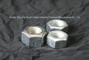 A563c Type 1heavy Hex Nuts, Steel pictures & photos