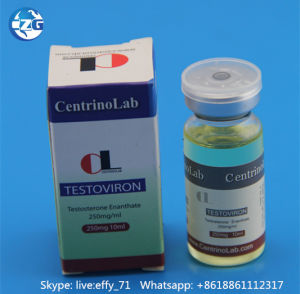 99% Purity Anabolic Steroid Powder Test E Testosterone Enanthate pictures & photos