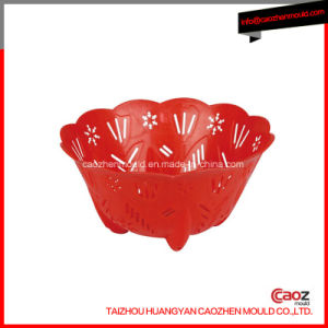 Plastic Injection Fruit Plate/Dish/Tray Molding