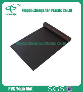 Factory Directly Eco PVC Yoga Mat PVC Massage Yoga Mat pictures & photos