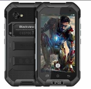 "Blackview BV6000 Smartphone 4G Lte Waterproof IP68 4.7"" HD Mt6755 Octa Core Android 6.0 Mobile Cell Phone 3GB RAM 32GB ROM 13MP Orange Color pictures & photos"