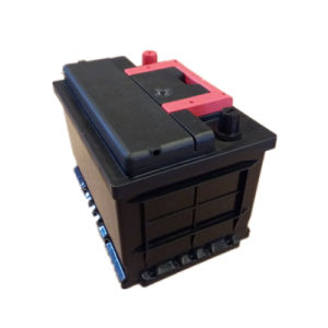 Rechargeable Sealed Mf Storage Lead Acid Automobile Battery 55566 12V55ah pictures & photos