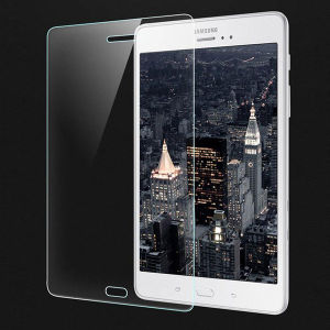 Anti-Finger HD Screen Protector Tempered Glass Film for Samsung T350