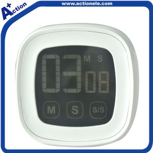 Modern Design Digital Touching LED Countdown and up Timer pictures & photos