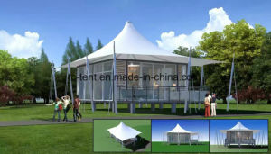 Hotel Outdoor Event Tents Marquee Canopy Tent 15 for Wedding pictures & photos