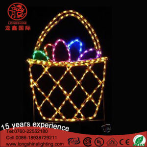 Longshine LED Wholesale Easter Baskets Lights pictures & photos