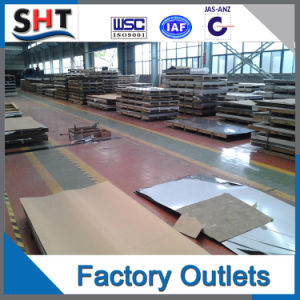 Manufacturer 304 Stainless Steel Plate pictures & photos