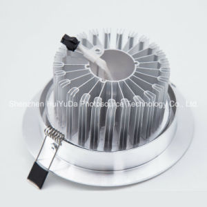Aluminum+PC AC100-240V 15LEDs Ce RoHS Adjustable LED Spot Light pictures & photos