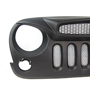 Top Sale Specter Mask Grille for Jeep Wrangler Jk Sahara Rubicon pictures & photos