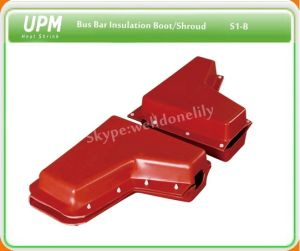 Customized Bare Bus Bar Insulation Cover pictures & photos
