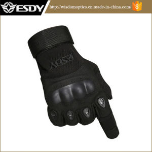 Outdoor Sports PRO Full Finger Military Tactical Airsoft Gloves pictures & photos