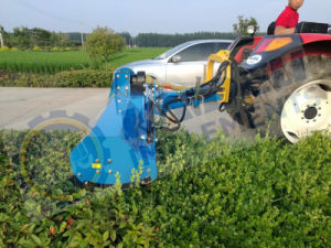 Wider Cutting Width Verge Flail Mower for Roadside Tree Trimming and General Mulching pictures & photos