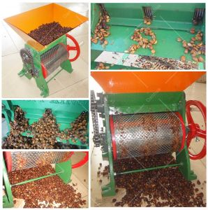 Big Capacity 3 Discharge Mouth Coffee Bean Pulper (Gasoline Engine) pictures & photos
