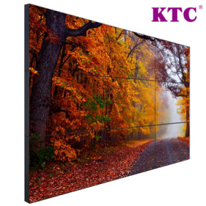55 Inch 3.5mm LG LCD Video Wall with Narrow Bezel pictures & photos