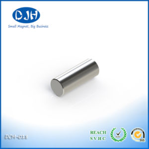 Diameter 3 * Thickness 9 mm Axial Neodymium Cylinder Magnet pictures & photos
