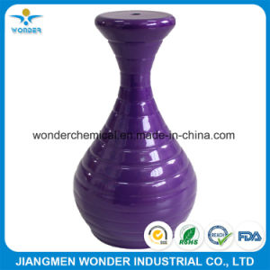 Nano Shine Chrome Purple Powder Coating for Decoration Furnishings pictures & photos