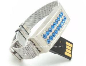 Jewelry USB Memory Stick Thumbdrive Wristband USB Flash Drive pictures & photos