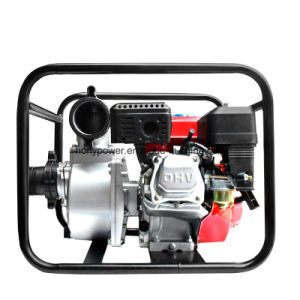 5.5HP Honda Recoil Start Gasoline Water Pumps pictures & photos