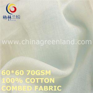 Volie Cotton Fabric for Home Textile (GLLML477) pictures & photos