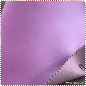 Light Colors Synthetic Leather, Faux Leather & PU Leather for Shoes (S346150) pictures & photos