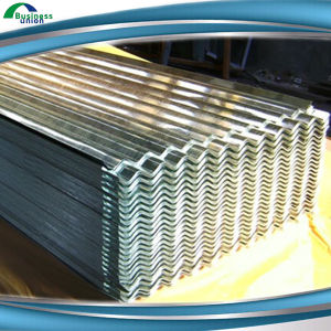Zinc Coated Corrugated Metal Roofing Sheet pictures & photos