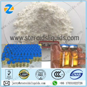 Raw Powder Test Deca Steroid Hormone Testosterone Decanoate for Building pictures & photos