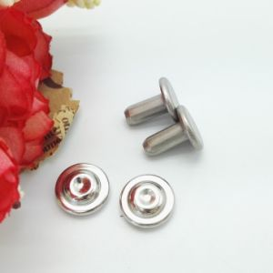 Zinc Plated Flat Head Full Tubular Steel Rivet pictures & photos