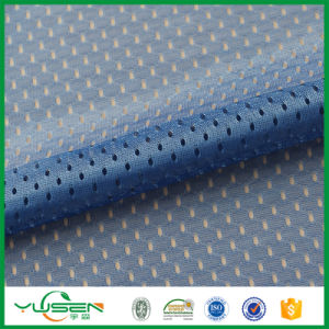 Polyester Plain Dyed Mesh Fabric for Mosquito Net pictures & photos