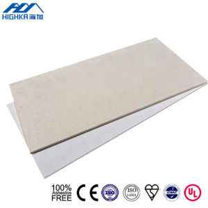 Prefabricated Homes Wall Decorative Panels Cellulose Cement Board pictures & photos