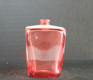 Glass Color Red Apple Perfume Bottle for Women pictures & photos
