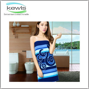 High Quality Wholesale Personalized Travel Beach Towel pictures & photos