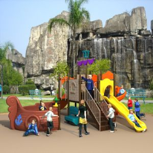 Popular Style Outdoor Playground pictures & photos