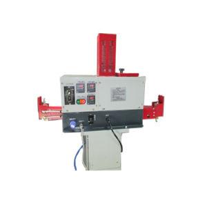 Double Sprayers Type Hot Melt Glue Dispensing Machine pictures & photos