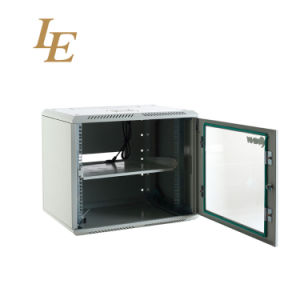 China Sheet Metal 4u Tower Lockable Server Cabinet pictures & photos