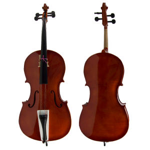 Wholesale Priced Musical Instrument Cello with Cello Endpin for Sale pictures & photos