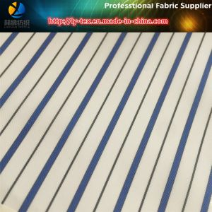 Polyester Yarn Dyed Stripe Suit Lining Fabric. Woven Textile Lining Fabric (S76.77) pictures & photos
