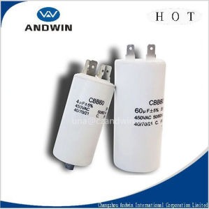 AC Motor Run and Start Capacitor Manufacture Electrolytic pictures & photos