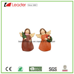 Polyresin Customized Refrigerator Magnet with Snowball for Home Decoration pictures & photos