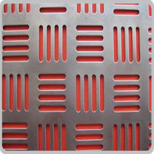 Customized Steel/Aluminum Perforated Mesh Sheet pictures & photos
