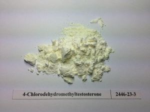 4-Chlorotestosterone Acetate Sex Steroid Hormones Oral Turinabol Anabolic Steroid Powder pictures & photos